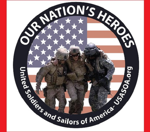 United Soldiers and Sailors of America logo