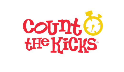 Healthy Birth Day/Count the Kicks logo