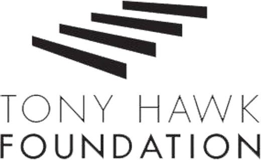 Tony Hawk Foundation logo