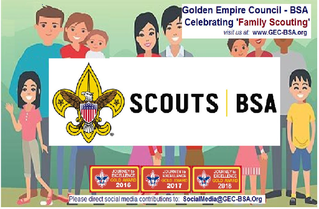 Golden Empire Council - Boy Scouts of America
