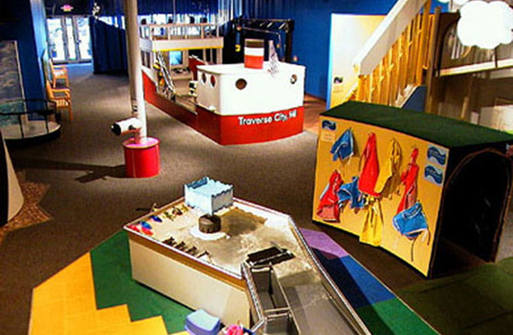 The Great Lakes Children's Museum