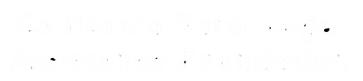 California Rural Legal Assistance Foundation logo