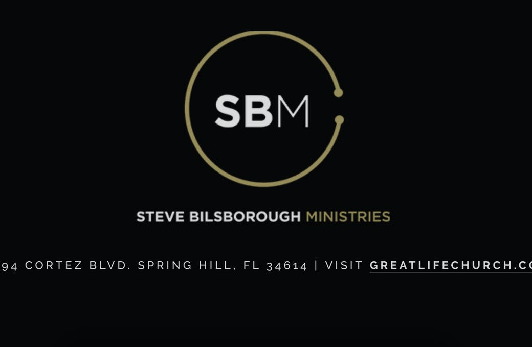 Steve Bilsborough Ministries