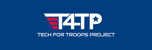 Tech for Troops Project logo